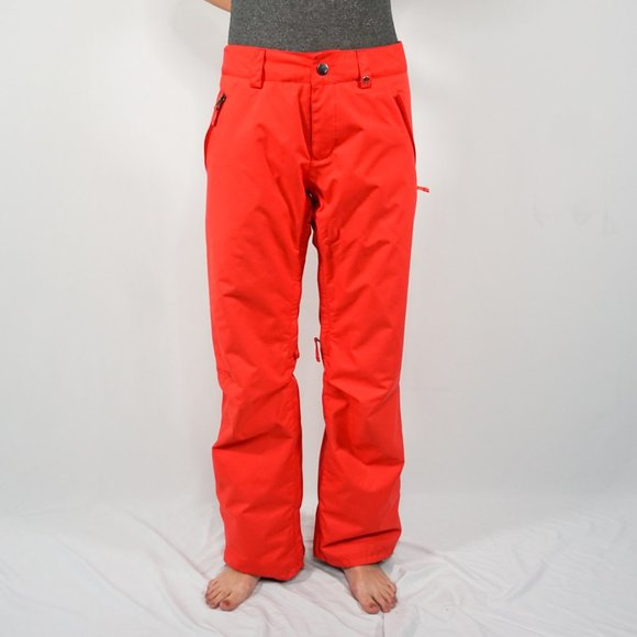 Burton Pants - BURTON DryRide Red SOCIETY Winter Pants